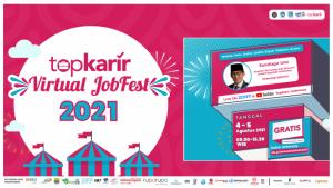 TopKarir Virtual JobFest 2021 - Hari Kedua   TopKarir.com