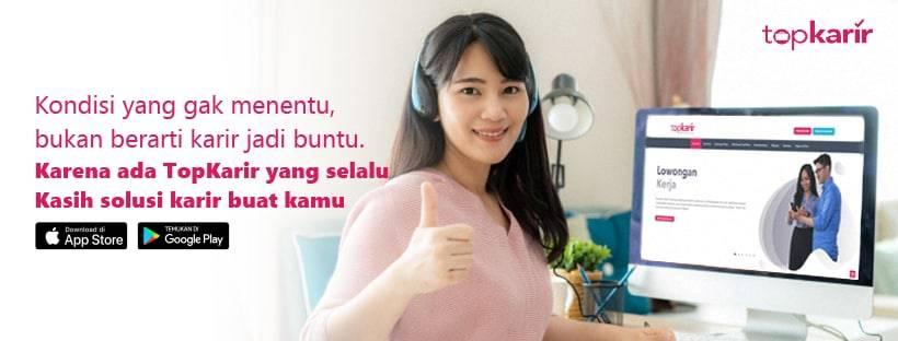 Lowongan Kerja PT. TOP KARIR INDONESIA | TopKarir.com